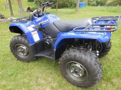 2006 yamaha kodiak 400 cc atv for sale mt pleasant