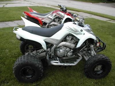 2006 Yamaha Raptor 700 Cc Atv For Sale Green Bay
