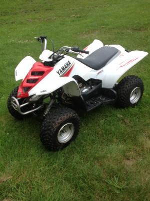2004 yamaha raptor 50 cc atv for sale windham new york 12496 for Yamaha raptor 50