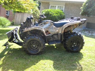 2009 yamaha grizzly 700 cc atv for sale broomall for Yamaha grizzly 700 for sale